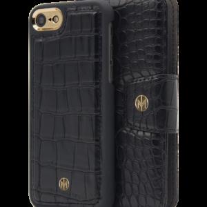 Marvêlle N°301 Ballroom Black Croco iPhone 6/6S/7/8