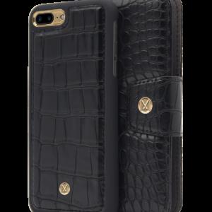 Marvêlle N°301 Ballroom Black Croco iPhone 7+/8+