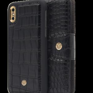 Marvêlle N°301 Ballroom Black Croco iPhone XS Max