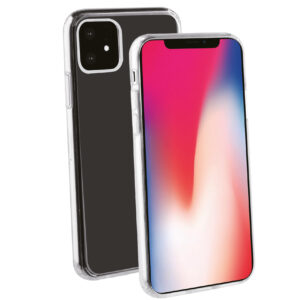 Fleksibelt Cover iPhone 11 Pro Max Klar