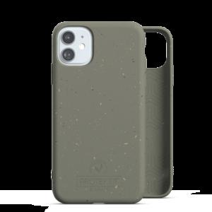 Protektit Biologisk nedbrydeligt Cover iPhone 11 Grøn