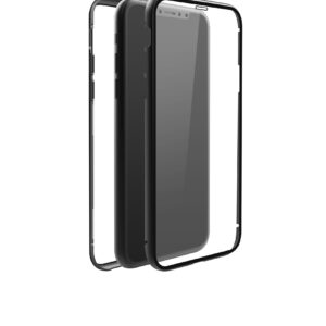 Black Rock 360° Real Glass Case iPhone 11 Pro Max