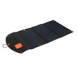 Xtorm AP 275U Kraftfuld 21W solcellelader USB-C & USB-A