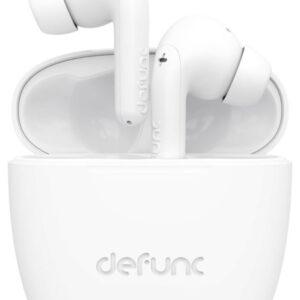 DEFUNC TRUE MUTE Wireless ANC BT Headset Hvid