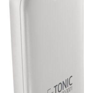 E-Tonic USB-C Power Bank 20.000mAh Hvid